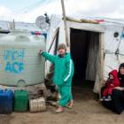 "Crisis siria: ""Conseguir alimentos es cada vez más difícil para un millón de refugiados sirios en Líbano"""