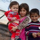 Casi medio millón de desplazados iraquíes necesitan ayuda