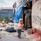 El invierno desafía a los refugiados sirios en Líbano