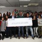 Ticketbis apoya proyectos de Acción contra el Hambre en España, Colombia y Filipinas con 10.000 euros