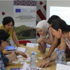 Women's Leadership Training in Akhmeta