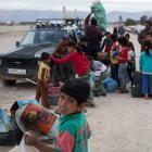 Cinco años de emergencia siria