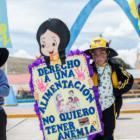 Los niños, protagonistas de nuestros programas en Ajoyani (Perú)