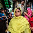 """Un año de la huida de los rohingyas: """"¿Qué tipo de vida les espera a mis hijos?"""""""