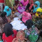 Trabajar en ayuda humanitaria: retrato de Ruma Begum en Bangladesh