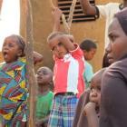 Deplaces dans les centres de sante  communautaire d'Yirimadio