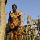Nyanut, comprometida con el cambio, lidera la salud de su comunidad