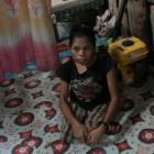 Jenny y Lydia son dos de las beneficiarias de nuestro proyecto de instalaciones sanitarias en Filipinas