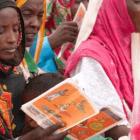 Voces de mujeres que defienden la igualdad de género y luchan contra el hambre