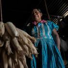 """María, Guatemala: """"no recuerdo ningún día que no me hayan rugido las tripas"""""""