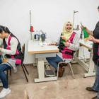 """""""La situación de las personas refugiadas me impulsó a emprender un negocio sostenible y social"""""""