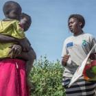 4 agentes de cambio en Sudán del Sur: Regina