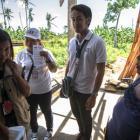 Transferencias monetarias para los afectados por el tifón Haiyan