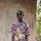 Emard al igual que muchos otros niños de la comunidad Kokoro reciben tratamiento psico-traumatico