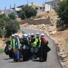 Keeping cities clean: Women refugees working to benefit their communities in Jordan