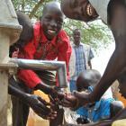 Agua segura, saneamiento e higiene