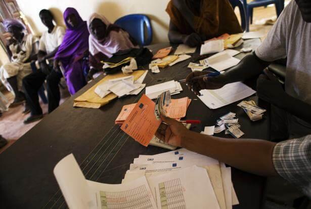Trabajadores de Acción contra el Hambre en Mauritania