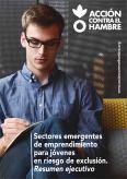 Sectores emergentes de emprendimiento para jóvenes en riesgo de exclusión. Resumen ejecutivo