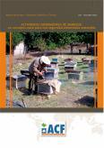 ACTIVIDADES GENERADORAS DE INGRESOS: UN CONCEPTO CLAVE PARA UNA SEGURIDAD ALIMENTARIA SOSTENIBLE