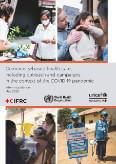 COVID-19: UNICEF | WHO | IFRC