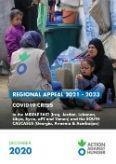 Middle East & South Caucasus Regional Appeal 2021-2023 COVID-19 crisis