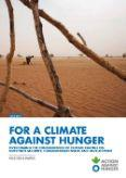 For a climate against hunger