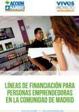 Líneas de financiación para personas emprendedoras en la Comunidad de Madrid