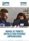 MANUAL DE TRÁMITES DIGITALES PARA PERSONAS EMPRENDEDORAS