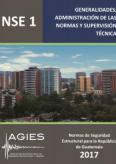 NS1 - Generalidades, administración de las normas y supervisión técnica