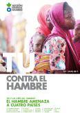 TÚ CONTRA EL HAMBRE: 2017 ¿EL AÑO DEL HAMBRE? EL HAMBRE AMENAZA A CUATRO PAÍSES.