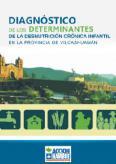 DIAGNÓSTICO DE LOS DETERMINANTES DE LA DESNUTRICIÓN CRÓNICA INFANTIL EN LA PROVINCIA DE VILCASHUAMÁN