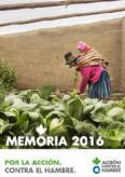 MEMORIA PERÚ 2016