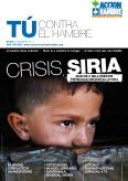TÚ CONTRA EL HAMBRE: CRISIS SIRIA, MÁS DE 6 MILLONES DE PERSONAS NECESITAN AYUDA
