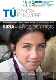 TÚ CONTRA EL HAMBRE: SIRIA 4 AÑOS DE CRISIS