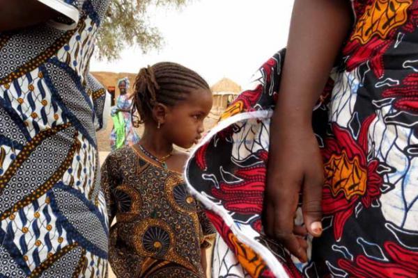 Las mujeres mauritanas