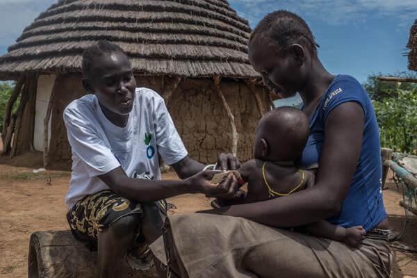 El nuevo hambre viejo de Sudán del Sur