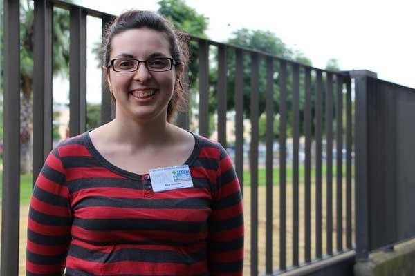Eva Montes, participante de Vives Emplea en Sevilla