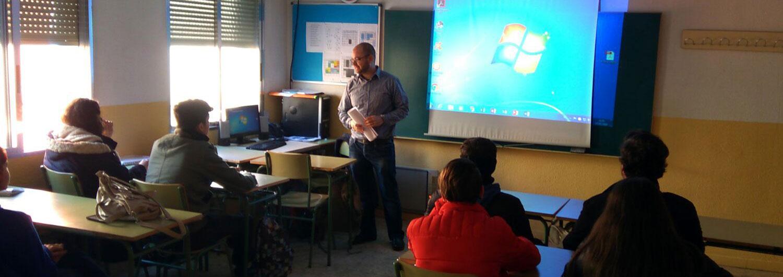 Formamos en emprendimiento a alumnos de FP con apoyo de Fundación Telefónica
