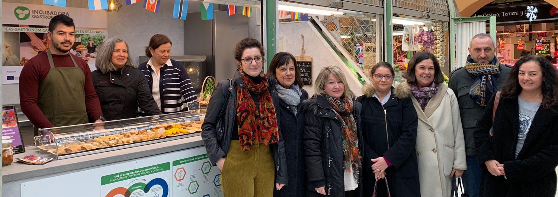 Incubadora gastronómica Pamplona