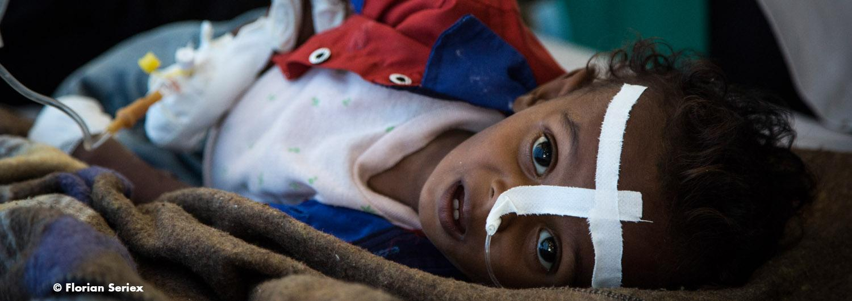 Alerta de hambruna: el hambre amenaza a cuatro países