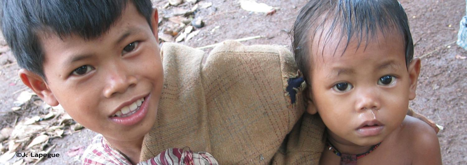 Improving Resilience to Hunger in Cambodia