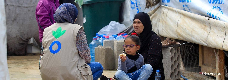Crisis Siria: la desesperación aboca a las víctimas a la explotación laboral, el trabajo infantil o la prostitución