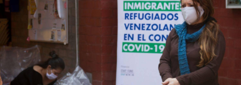 Las personas refugiadas deben ser incluidas en la respuesta a la COVID-19