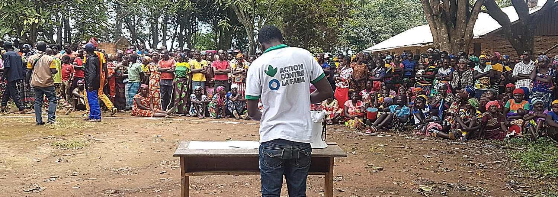 República Centroafricana: la población sin acceso a alimentos a medida que la violencia sacude el país