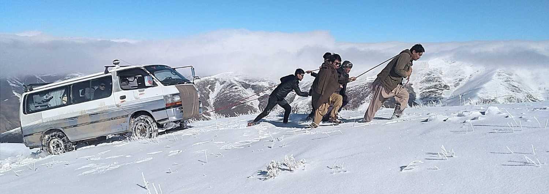 Affanistán: uno de cada dos niños en riesgo de desnutrición por la ola de frío
