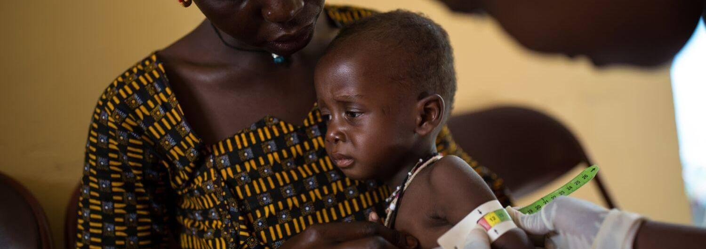 Crisis climática: podría dejar a más de 25 niños en estado de desnutrición en 2050