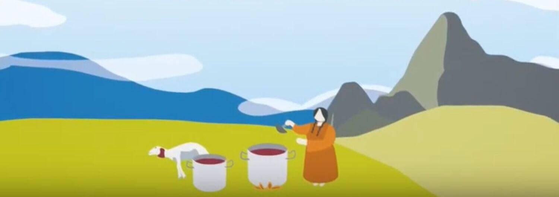 Perú: una técnica ancestral permite reducir  la anemia infantil en las zonas andinas