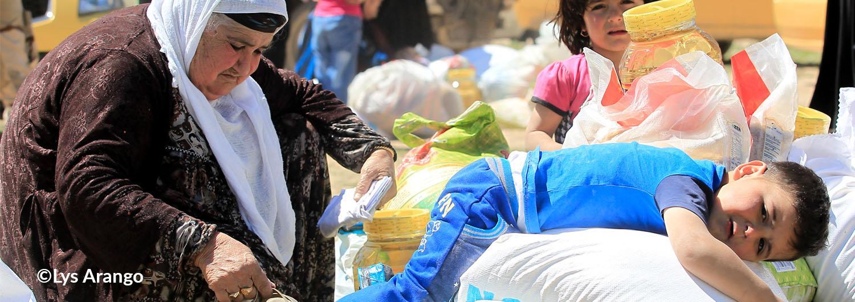 """Día Mundial de la Asistencia Humanitaria: """"debemos redoblar esfuerzos ante la multiplicación de emergencias"""""""