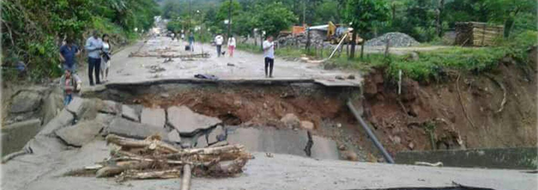 Emergencia en Colombia: nuestros equipos responden a la emergencia por inundaciones y avalanchas en Macoa