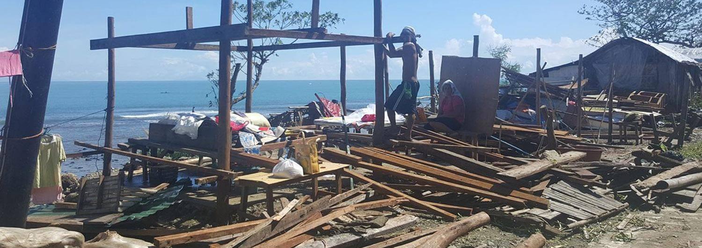 Super Typhoon Haima has affected 5 million people